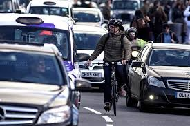 Deadly daily commute!!