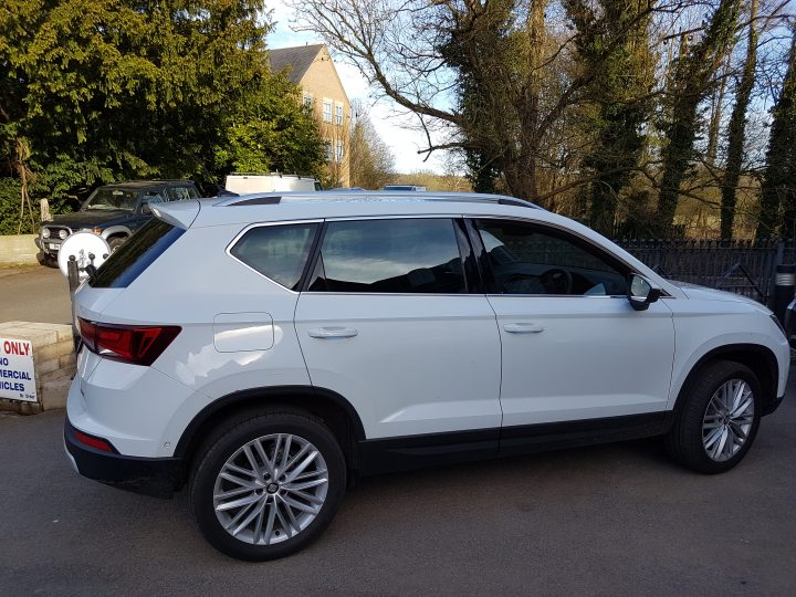 Craig reviews SEAT's crossover – Ateca 1.4 EcoTSI Xcellence