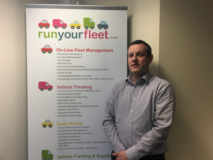 New Appointment – Alastair Boyle, Technical Controller
