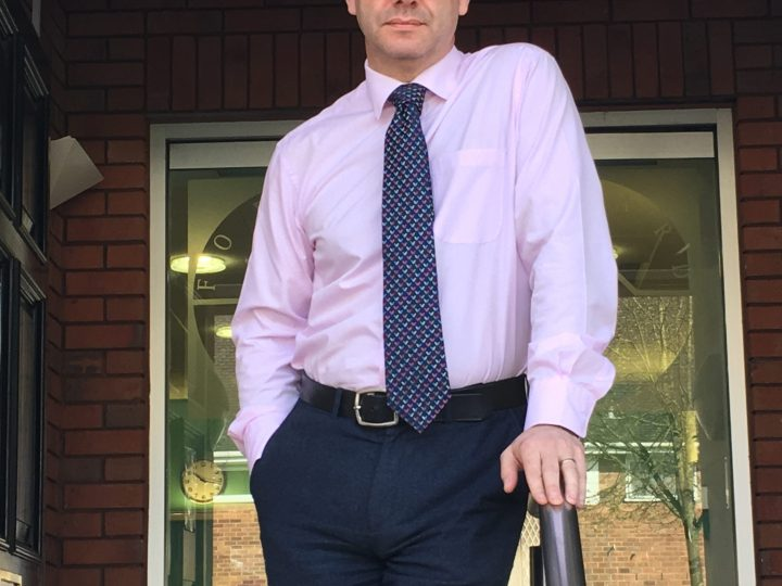 New Appointment – Chris Harris, National Sales Manager