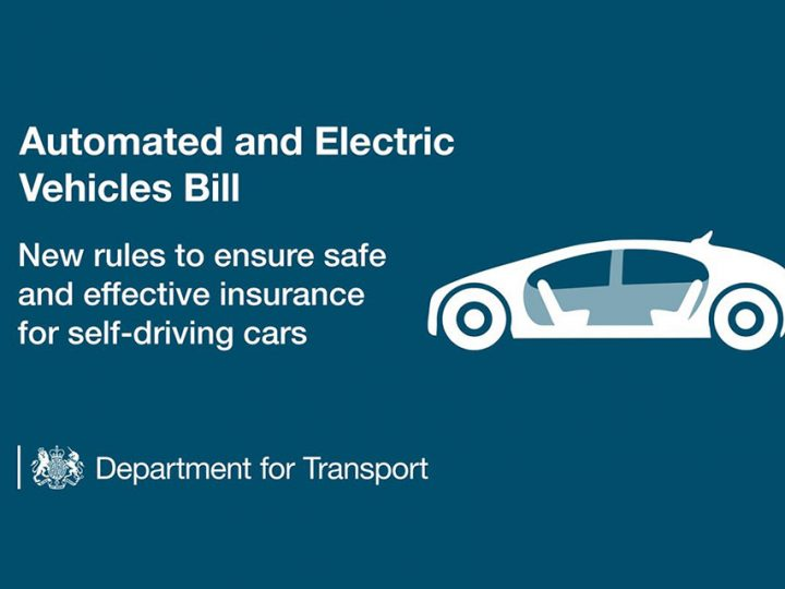 Automated and Electric Vehicles Bill